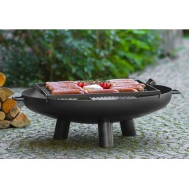 Fire bowl, fireplace, barbeque 301 Ø 60cm, 70cm, 80cm + grill grate 44cm, 50cm, 58cm
