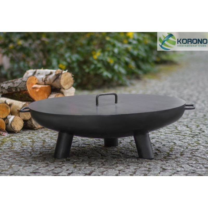 Fire bowl, fireplace, barbeque 301 Ø 60cm, 70cm, 80cm + lid 650