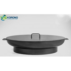 Fire bowl, fireplace, barbeque 305 Ø 60cm, 70cm, 80cm + lid 650