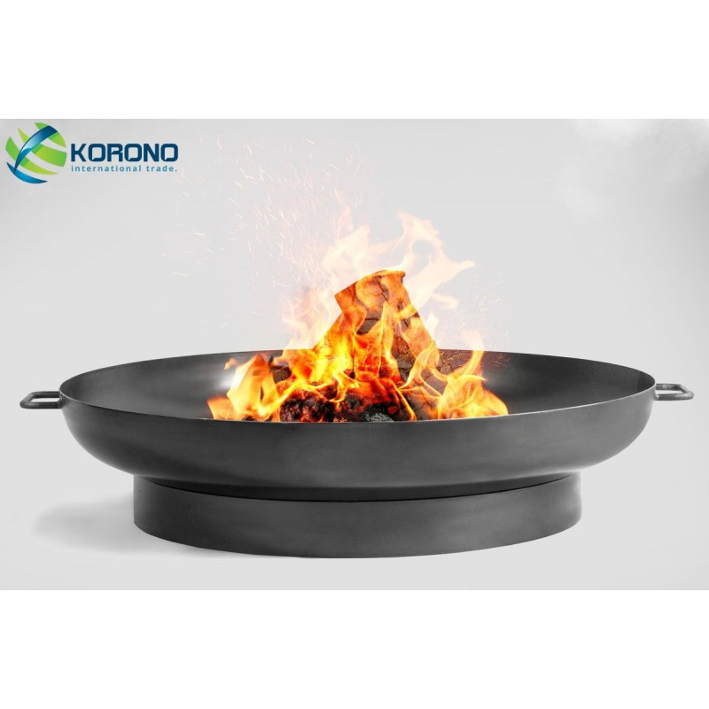 Fire bowl, fireplace, barbeque 305 -  Ø 60cm, 70cm, 80cm, 100cm