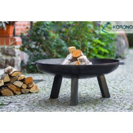 Fire bowl, fireplace, barbeque 310 - Ø 60cm, 70cm, 80cm, 100cm