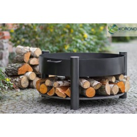 Fire bowl, fireplace, barbeque 325 -  Ø 60cm, 70cm