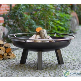 Fire bowl, fireplace, barbeque 340 -  Ø 60cm, 70cm, 80cm,100cm