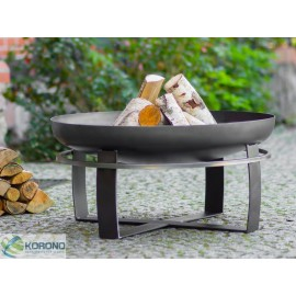 Fire bowl, fireplace, barbeque 345 - Ø 60cm, 70cm, 80cm, 100cm