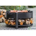 Fire bowl, fireplace, barbeque 325 Ø 60cm, 70cm + grill grate