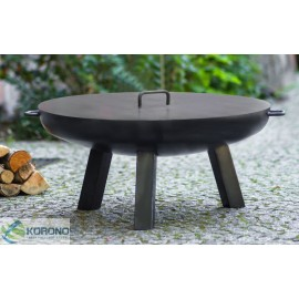 Fire bowl, fireplace, barbeque 310 Ø 60cm, 70cm, 80cm + lid 650