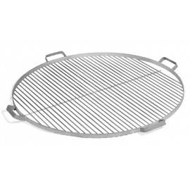 Stainless Steel Grate with 4 Handles 649 - Ø 60cm, 70cm, 80cm