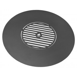 Grill Plate for Fire Bowl with Grate 686 - Ø 82cm + 40cm, 102cm + 50cm